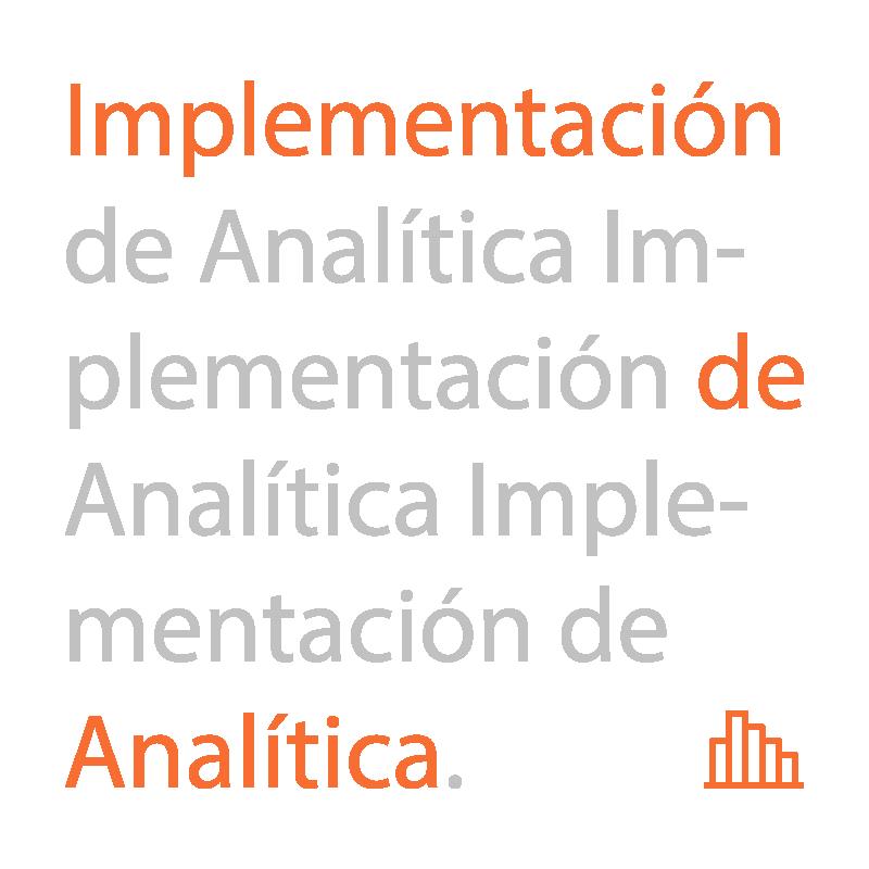 Implementaciones de Analítica