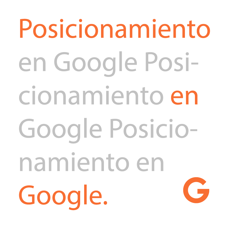 Posicionamiento en Google, Adwords y SEO